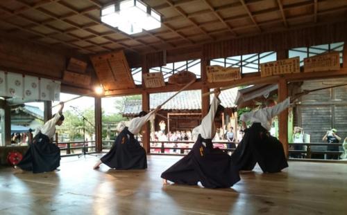 白山神社『夏越祭』